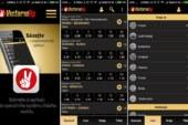 Mobilní aplikace sázkové kanceláře VictoriaTip