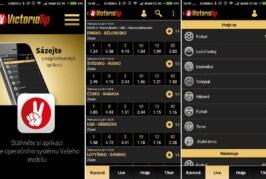 Nová aplikace Victoria Tip